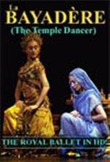 La Bayadère (The Temple Dancer) Movie Poster