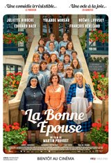 La bonne épouse Movie Poster