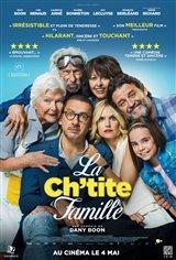 La Ch'tite Famille Affiche de film