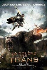 La colère des Titans Movie Poster