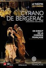 La comédie française : Cyrano de Bergerac Affiche de film