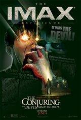 La conjuration : Sous l'emprise du diable - L'expérience IMAX Movie Poster