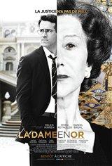 La dame en or Affiche de film