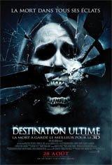 La destination ultime Movie Poster
