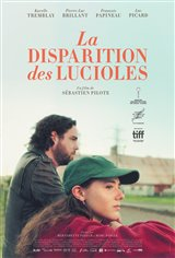 La disparition des lucioles Movie Poster