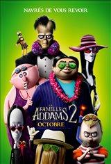 La famille Addams 2 Movie Poster