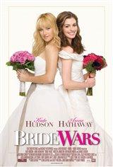 La guerre des mariées Affiche de film