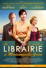 La librairie de Mademoiselle Green Movie Poster