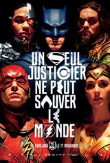 La ligue des justiciers Movie Poster