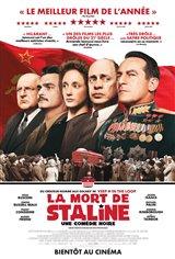 La mort de Staline Affiche de film