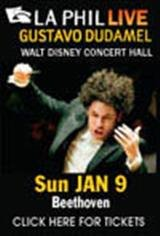LA Phil LIVE - Beethoven Movie Poster