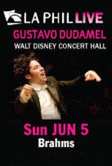 L.A. Philharmonic Live: Dudamel Conducts Brahms 4 Movie Poster