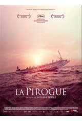 La Pirogue Movie Poster Movie Poster