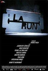 La run (v.o.f.) Movie Poster