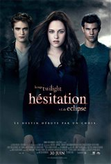 La saga Twilight : Hésitation Movie Poster