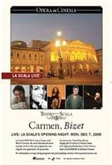 La Scala Opera Series: Carmen Movie Poster