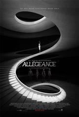 La série Divergence : Allégeance Affiche de film