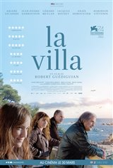 La villa Movie Poster