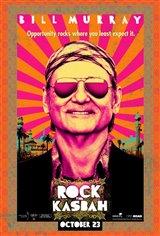 La voix du rock Affiche de film