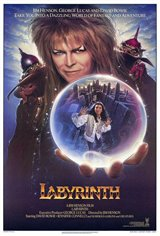 Labyrinth Movie Poster Movie Poster