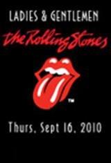 Ladies & Gentlemen... The Rolling Stones Movie Poster