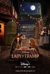 Lady and the Tramp (Disney+) Affiche de film