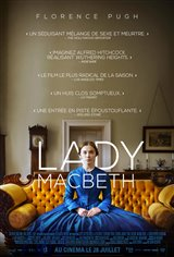 Lady Macbeth (v.f.) Affiche de film