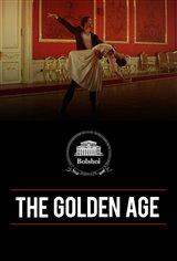 L'âge d'or - Bolshoi Ballet (2016) Affiche de film
