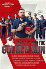 Lakes 7 and the Golden Gun Large Poster