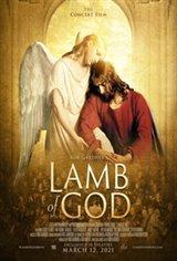 Lamb of God: The Concert Film Affiche de film