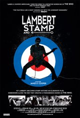 Lambert & Stamp Movie Poster