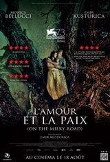 L'amour et la paix Affiche de film