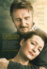 L'amour tout simplement Affiche de film