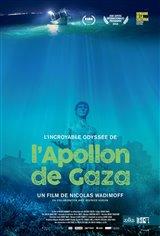 L'Apollon de Gaza Affiche de film
