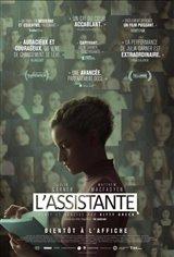 L'assistante (v.o.a.s-.t.f.) Affiche de film