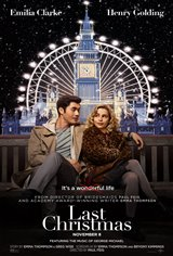 Last Christmas Movie Poster Movie Poster