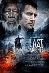 Last Knights Movie Poster