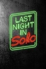Last Night in Soho Affiche de film