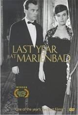 Last Year at Marienbad Movie Poster