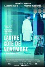 L'autre côté de novembre Affiche de film