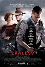 Lawless Movie Poster Movie Poster
