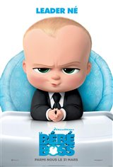 Le bébé boss Movie Poster