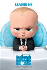 Le bébé boss Affiche de film