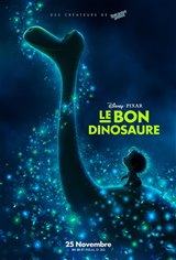 Le bon dinosaure Movie Poster