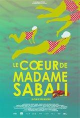 Le coeur de Madame Sabali Affiche de film