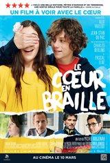 Le coeur en braille Affiche de film