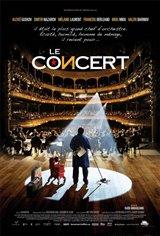 Le concert Movie Poster