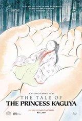 Le conte de la princesse Kaguya (v.o. jap.s.-t.f.) Affiche de film