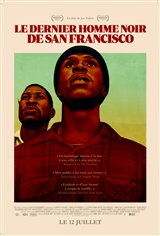 Le dernier homme noir de San Francisco (v.o.a.s.-t.f.) Affiche de film