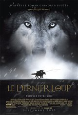 Le dernier loup Affiche de film
